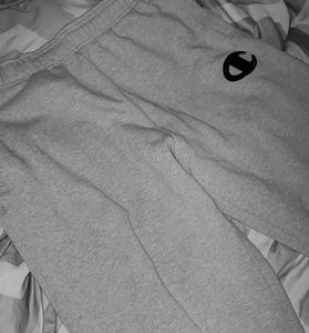 Champion sweats grey authentic THICK WARM 3X
